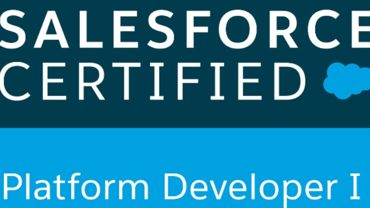 Image of PD 1 badge from Salesforce