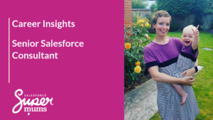 Salesforce Consultant, Michelle