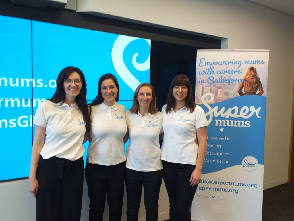 SUpermums launch at Dreamforce