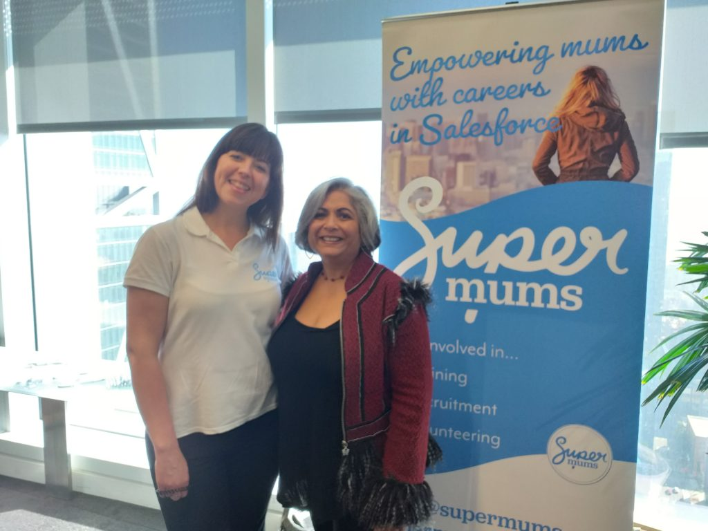 Gallery of SUpermums at Dreamforce