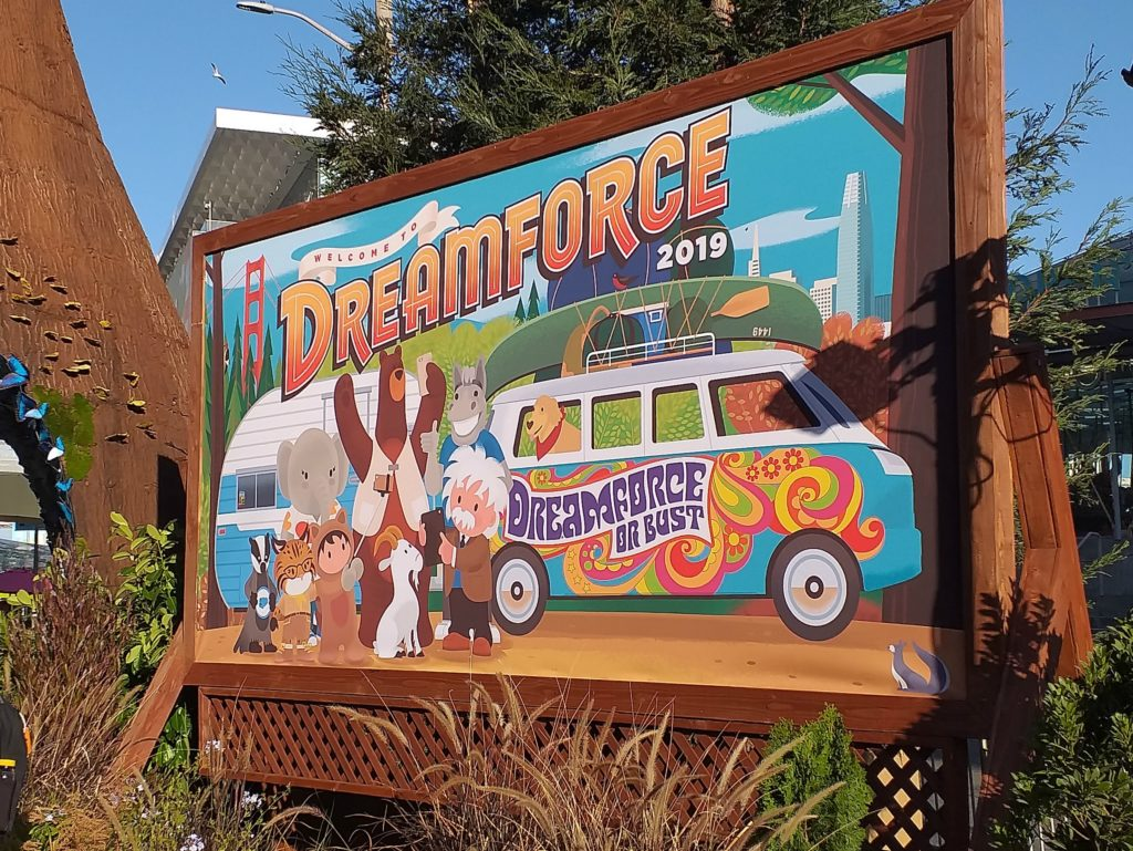 Dreamforce poster