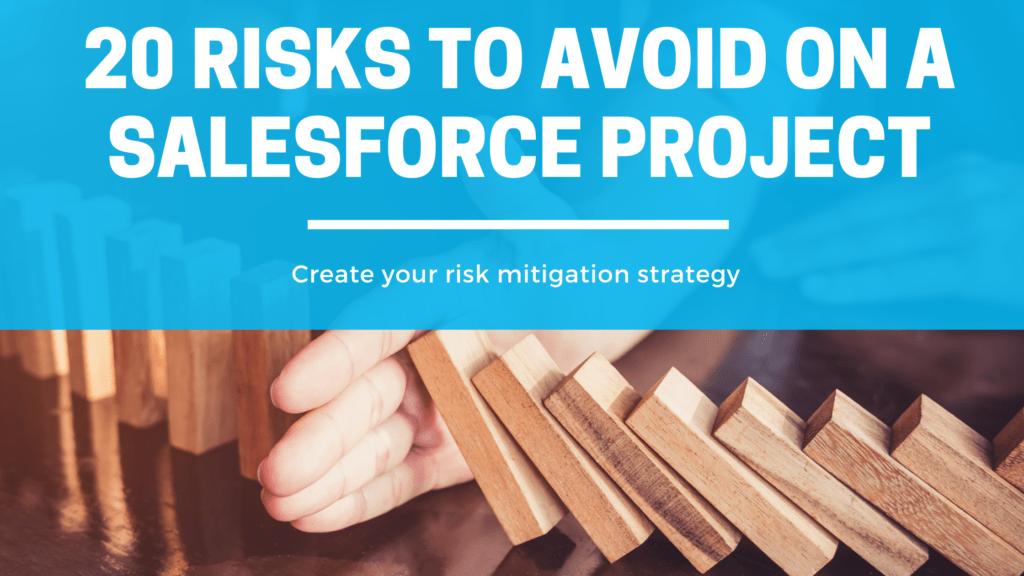 20-risks-salesforce-project